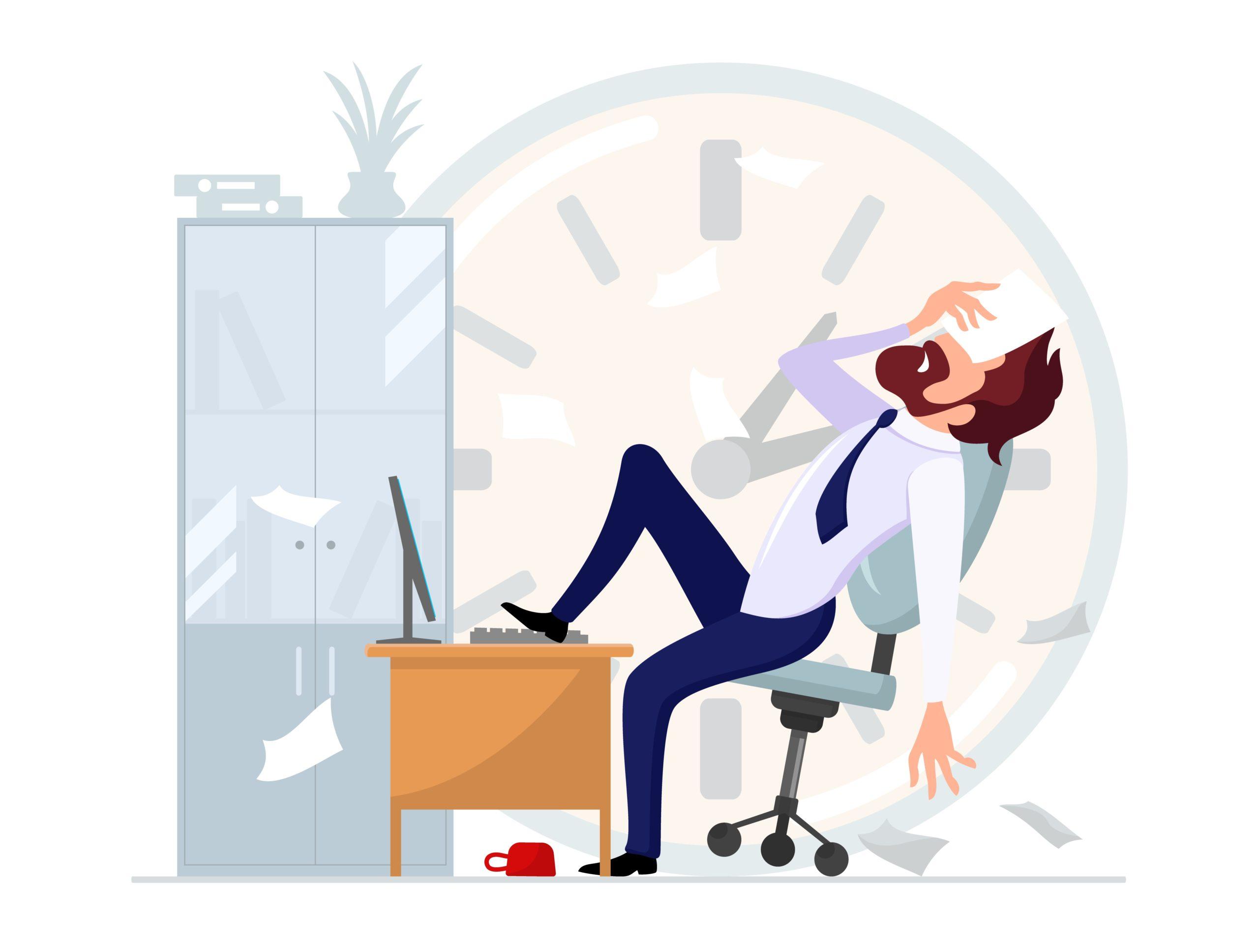 【仕事辞めたい人へ】 いつまでストレス感じながら働くつもり?【転職は簡単です】
