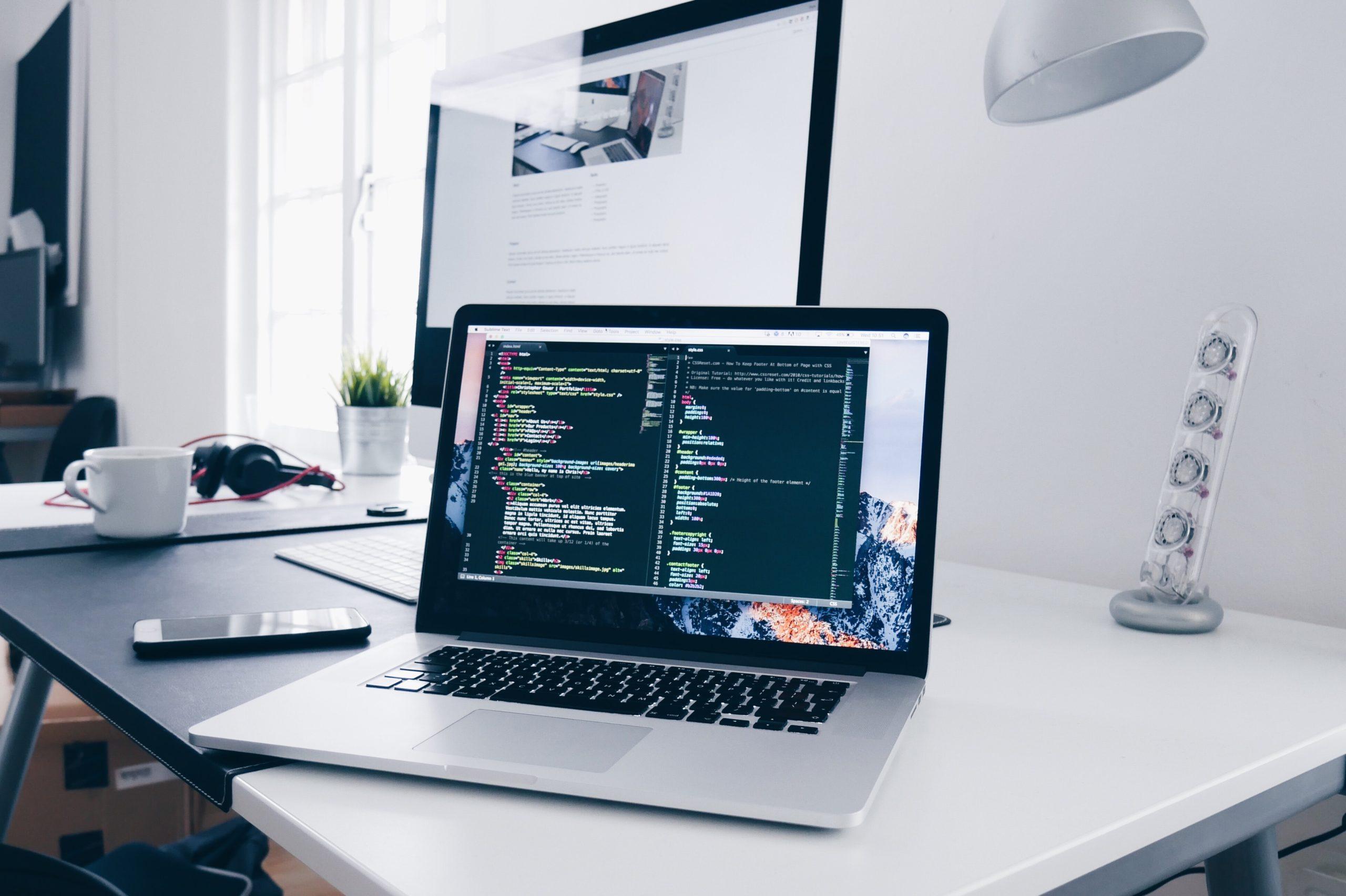 プログラミング独学3ヶ月の僕が1からブログを自作した手順を解説【意外と簡単】
