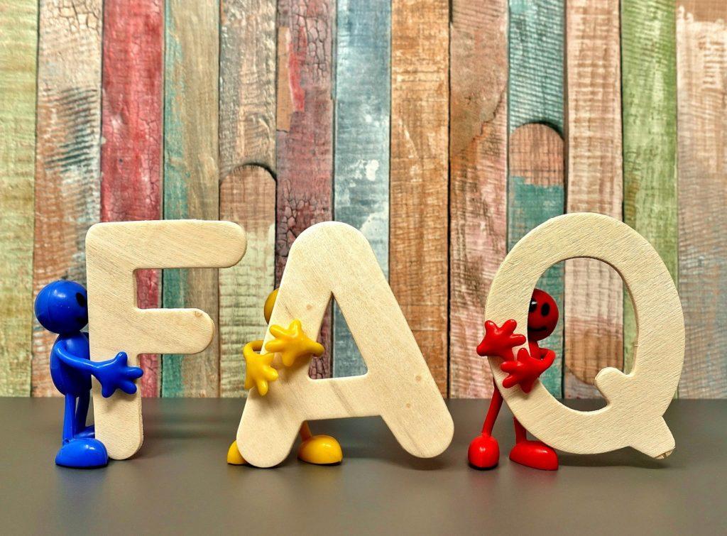雑記ブログ・特化ブログに関するよくある質問
